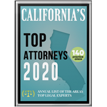 California's - Top Attorneys 2020